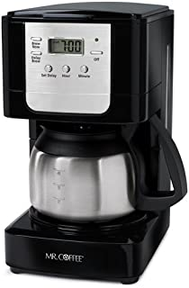Best mr coffee jwx3 5 cup programmable coffeemaker Reviews