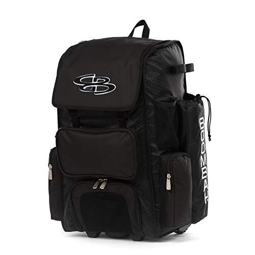 Boombah Rolling Superpack 2.0 Baseball/Softball Gear Bag