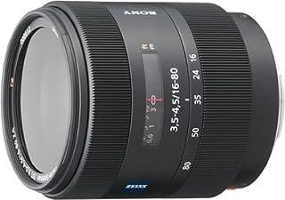 ソニー SONY 標準ズームレンズ Vario-Sonnar T* DT 16-80mm F3.5-4.5 ZA APS-C対応