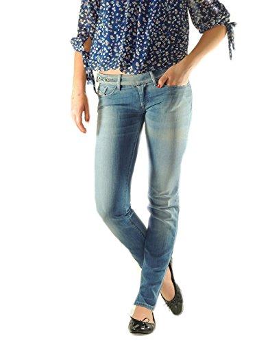 Jeans donna Diesel denim slim fit 00CJWJ (25)