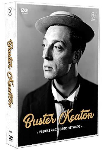 Buster Keaton [Digipak com 8 DVD's]