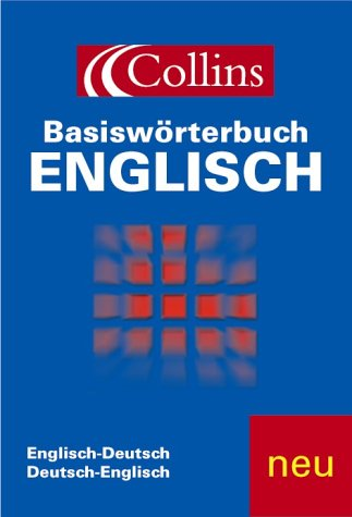 Xgerman/English Basiswbuch (Dictionary)