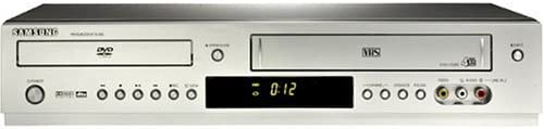 Remanufactured SAMSUNG DVDV5500 DVD-VCR Combination Dual Deck product image