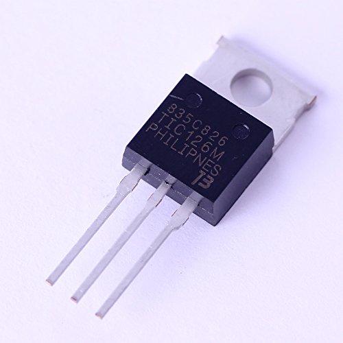 tic126m Tiristor Thyristor 600V 12A TO-220