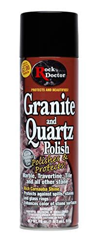 rock doctor granite polish