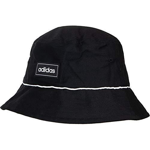 Adidas Classic Bucket Hat Fischerhut (OSFMen, Black/White)