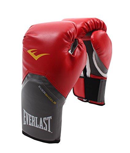 Everlast Training CVuante de Boxeo Pro Style Elite 16oz, Adultos Unisex, Rojo
