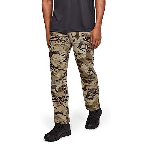Under Armour Tactical Enduro Cargo-Hose für Herren, Herren, Hosen, Men\'s Enduro Cargo Pants, Ua Barren Camo (999) / Desert Sand, 40W x 30L