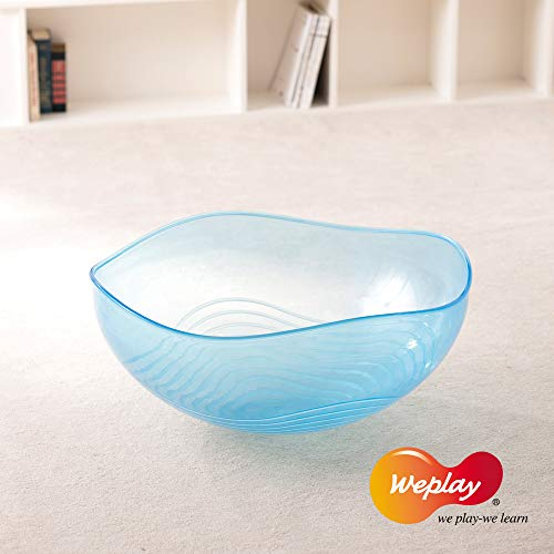 Weplay KP2004-00C - Rocking Bowl,  Transparent