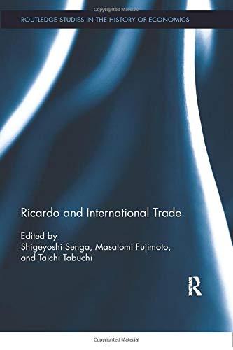 Download Ricardo and International Trade 0367350610