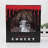 NECA effrayant mandrky Figura jouets Films d horreur jeu d Enfant mariée de mandrky 1/10 échelle hor...
