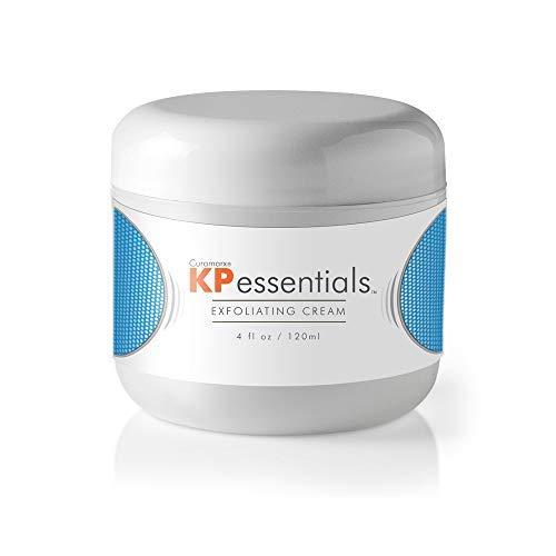 KP Essentials - Keratosis Pilaris Peelingcreme - Entfernen Sie rote Flecken an Oberschenkeln und Armen für mehr Selbstbewusstsein und klare Haut - 118 ml 1 Flasche