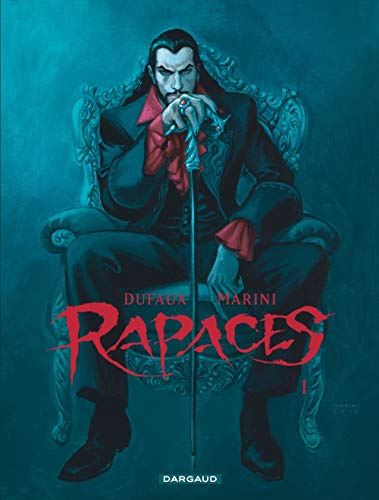 Rapaces - tome 1 - Rapaces - Tome 1