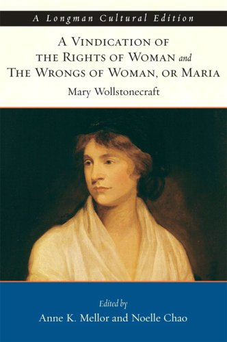 Vindication of the Rights of Woman and The Wrongs of...