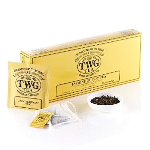 TWG Tea  Jasmine Queen Tea(コットンティーバッグ, 2.5g×15個入り)