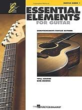 Essential Elements for Guitar – Book 1: Comprehensive Guitar Method Book PDF