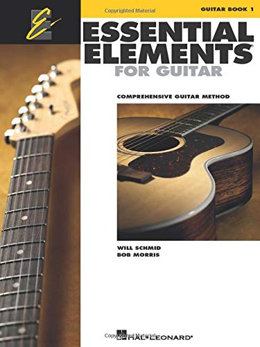 Essential Elements for Guitar - Book 1: Comprehensive Guitar Method (GUITARE)