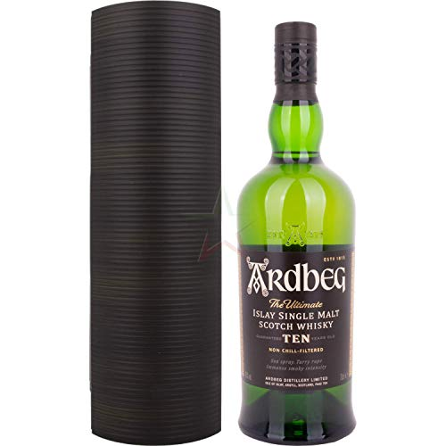 Ardbeg TEN Years Old Warehouse Edition Whisky (1 x 0.7 l)
