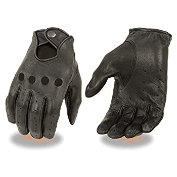Best black leather driving gloves Reviews