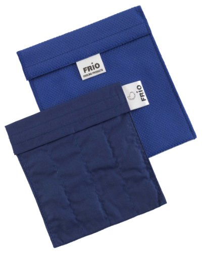 FRIO Insulin Cooling Wallet (Small, Blue)