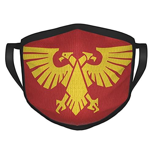 ZVEZVI Aquila Imperium Máscaras de Moda Unisex,pasamontañas Que se Pueden Usar en casa y al Aire Libre