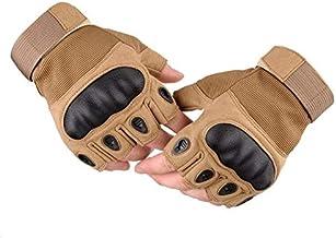 Handschoenen bevrijden Touchscreen Motorhandschoenen Kunstleer Hard Knuckle Volledige vinger Beschermende kleding Racing M...