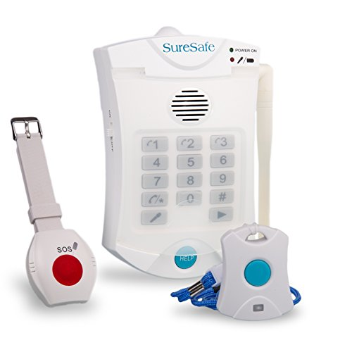 SureSafe Personal Alarms and Medical Alert System