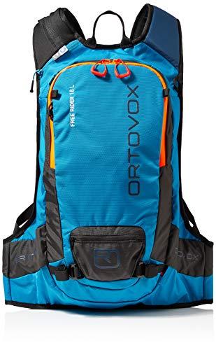 Ortovox Free Rider 18 L Rucksack, 59 cm, 18 L, Blue Sea