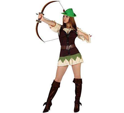 Costume Lady Robin Hood