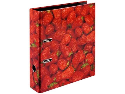 Herlitz 10485126 Ordner A4 S80 Erdbeeren