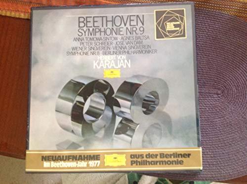Beethoven Symphonie Nr. 8 und Nr. 9