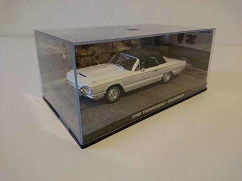 James Bond Ford Thunderbird 007 Goldfinger 1/43 (DY042)