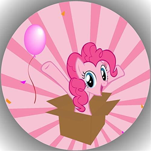Fondant Tortenaufleger Tortenbild Geburtstag My Little Pony T16
