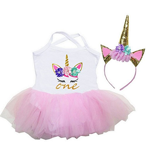 Best 1st birthday unicorn outfit for 2020