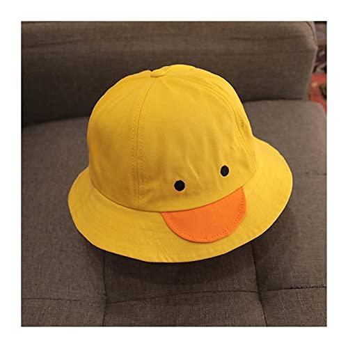 `Star Empty Sombreros para niños Verano Lindo Dibujos Animados Niños Cubo Sombrero Niños Al Aire Libre Viajes Playa Playa Sol Gorra para Niñas Niños Sombrero De Viaje Gorra Animal