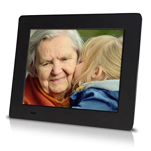 Digital photo frame as a creative push present gift idea