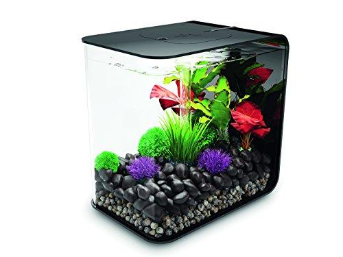 OASE biOrb FLOW 15 LED, deco aquarium, 15 l inhoud, zwart