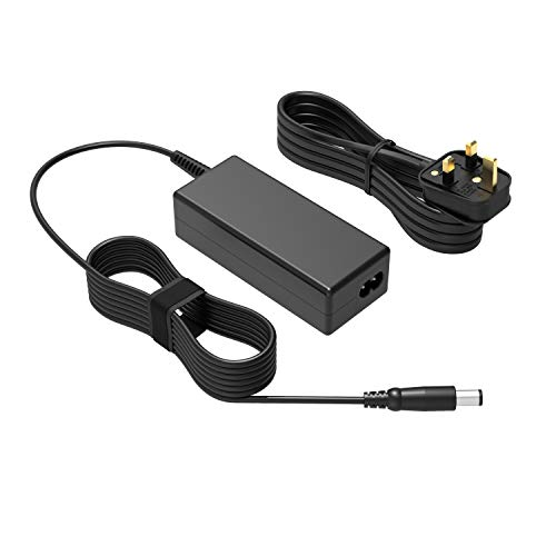 UK 65W Latitude Laptop Charger Fit for Dell Latitude 5300 5400 3190 7490 5480 5580 7400 7300 7280 5500 5490 5590 7290 7480 3580 3480 3380 Chromebook 3180 3189 3120 3181 AC Power Adapter Supply Cord
