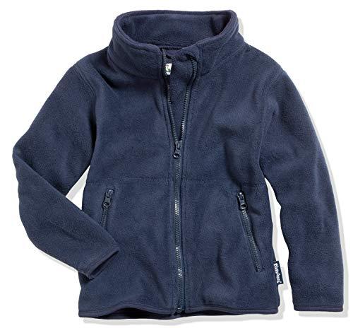 Playshoes Unisex Kinder Fleecejacke Fleece-Jacke, Blau (11 marine), 98