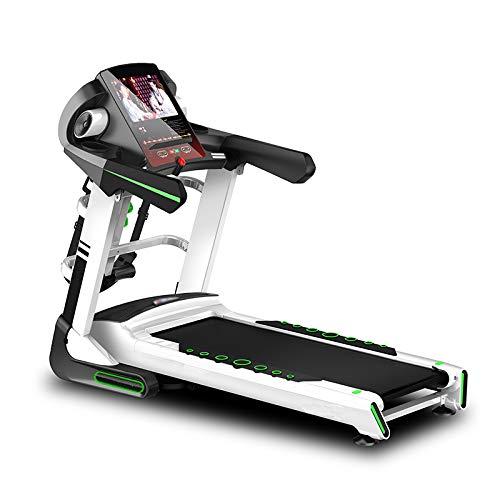 Divgdovg Treadmill Multifunctional Collapsible Walking Fitness Weight Loss Indoor Elettrico,Pieghevole,salvaspazio,Professionale A