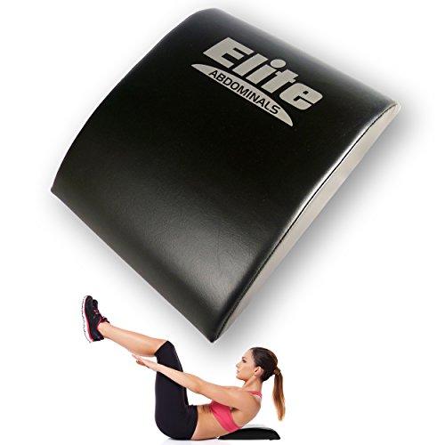 Elite Abs Mat–Includes Resistance Band as a Bonus–Provides...