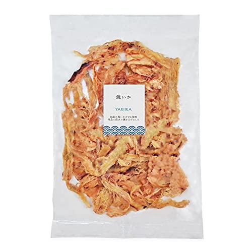 おつまみソムリエ監修 日本海で採れた新鮮 海鮮 おつまみ 国産 直火焼き 高級 焼きいか 無添加 やわらか食感