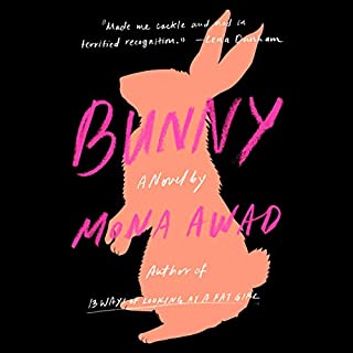 Bunny audiobook cover art