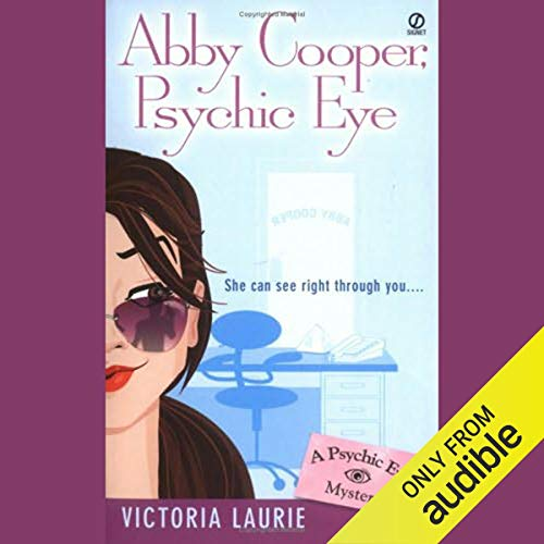 Couverture de Abby Cooper, Psychic Eye