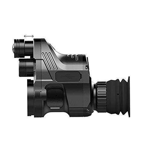 AUNLPB Digital-Nachtsicht Infrarot-Monokular, 8P HD-Objektiv, Ultra Strong Laser kann Nachtsichtgerät Via WiFi Handy-Verbindung