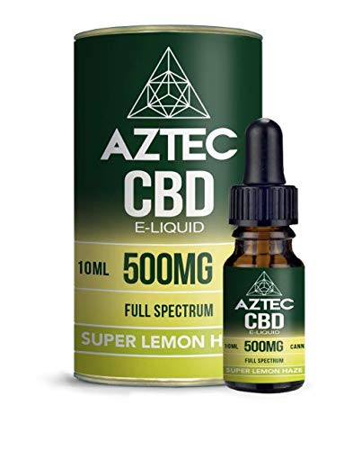 Aztec CBD Liquid 10ml Full Spectrum...