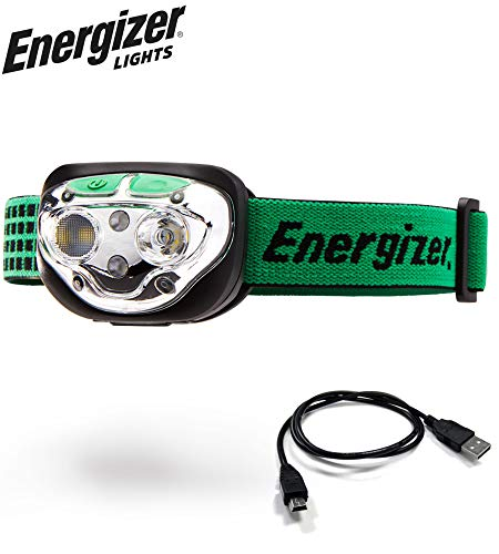 Energizer Vision Rechargeable Headlamp