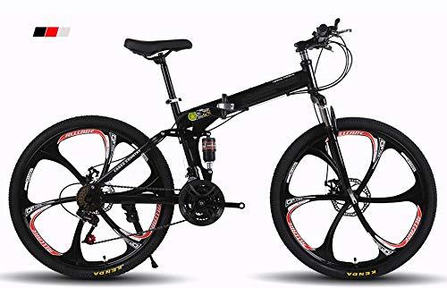 XSLY 26 Pouces Pliable VTT, vélos Adultes Route...
