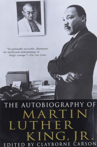 Compare Textbook Prices for The Autobiography of Martin Luther King, Jr Reprint Edition ISBN 9780446676502 by Clayborne Carson