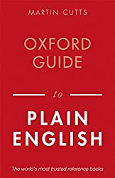 Book cover of the Oxford Guide to Plain English